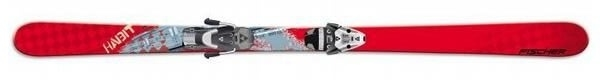 Горные лыжи Fischer Habit (07/08)