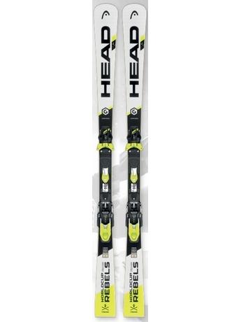 Горные лыжи Head Worldcup Rebels i.SL + крепления Freeflax EVO 16 16/17