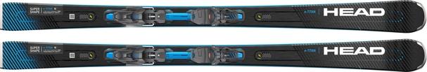 Горные лыжи Head Supershape e-Titan + крепления PRD 12 GW (19/20)