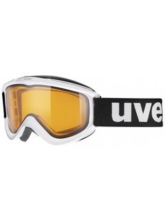 Маска Uvex Fx White / Lasergold LiteClear