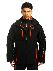Куртка Salomon S-Line 3:1 Jacket M Black (13/14)
