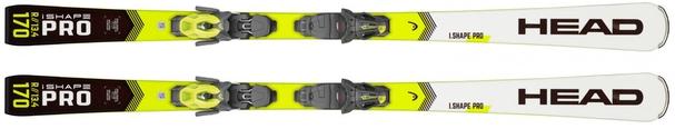 Горные лыжи Head Worldcup Rebels i.Shape Pro + крепления PR 11 (19/20)