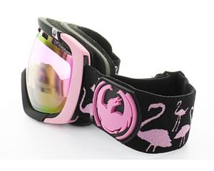Маска Dragon Rogue Flamingos / Pink Ionized