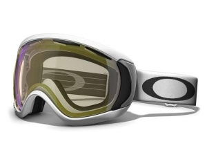 Маска Oakley Canopy Matte White / H.I. Yellow