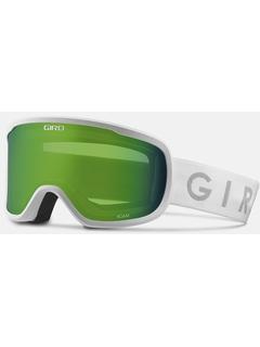 Маска Giro Roam White / Loden Green 26 + Yellow 84