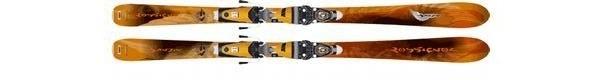 Горные лыжи Rossignol Bandit B74 + крепления AXIUM 110 WIDE TPI2 (07/08)