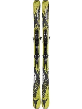 Горные лыжи с креплениями Atomic Savage Ti + XTO 14 12/13