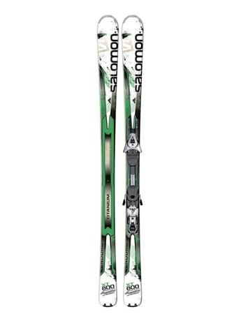 Горные лыжи Salomon Enduro XT 800 + Z12 13/14