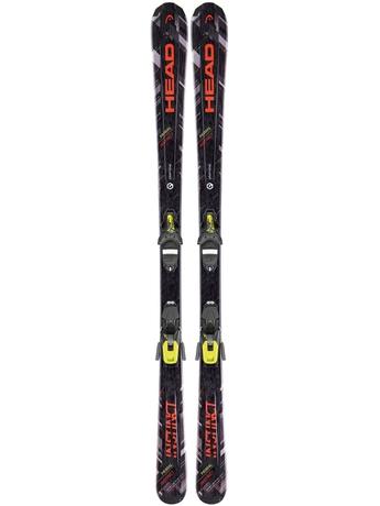 Горные лыжи Head Primal Instinct + крепления Tyrolia SLR 10 16/17