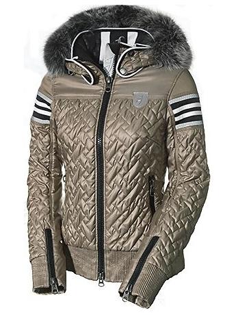 Женская куртка Toni Sailer Dree Fur