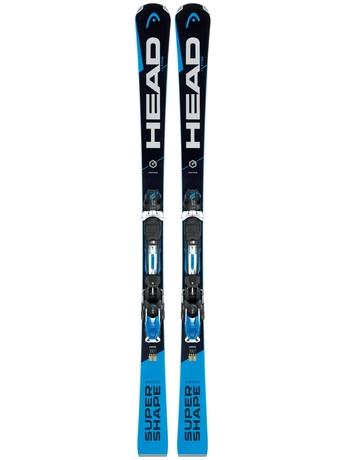 Горные лыжи Head i.Supershape Titan + крепления PRX 12 16/17