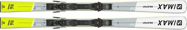 Горные лыжи Salomon S/Max 6 + крепления M10 GW L80 PM (21/22)