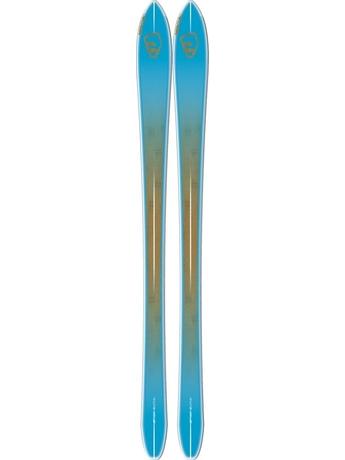 Горные лыжи без креплений Salomon BBR 8.9 12/13