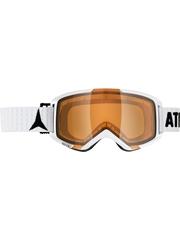 Маска Atomic Savor M White / Orange
