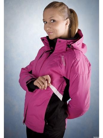 Куртка Besson Kranjiska pink