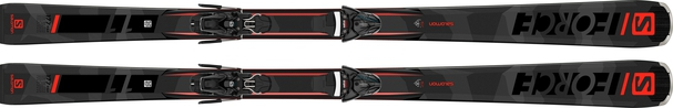 Горные лыжи Salomon S/Force 11 + крепления Z10 GW (20/21)