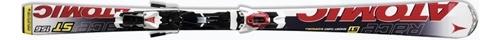 Горные лыжи Atomic Race ST + крепления XTO 10 (10/11)