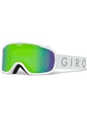 Маска Giro Roam White Core / Loden Green 26 + Yellow 84