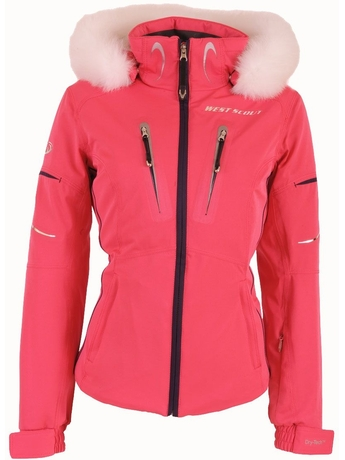 Женская куртка West Scout Gold W pink
