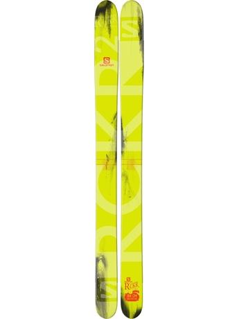 Горные лыжи Salomon Rocker2 122 14/15