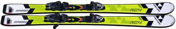 Горные лыжи Fischer XTR RC4 Speed + крепления RS 10 (16/17)