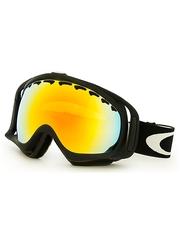 Маска Oakley 02 XL Matte Black / Fire Iridium