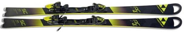 Горные лыжи Fischer RC4 Worldcup SC + RC4 Z12 (17/18)