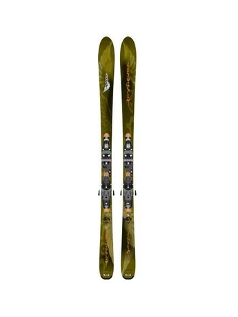 Горные лыжи Rossignol Bandit B83 + крепления AXIAL2 120 WIDE TPI2 07/08