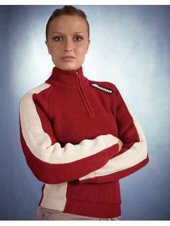 Куртка Besson Sabine pullover red