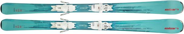 Горные лыжи Elan Delight Charm Light Shift + крепления ELW 9.0 (18/19)