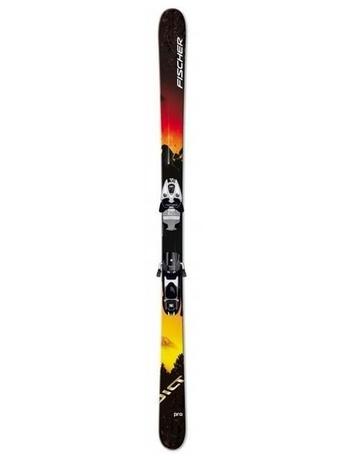 Горные лыжи Fischer Addict Pro + крепления X17 07/08