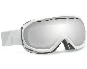 Маска Scott Notice OTG White / Silver Chrome
