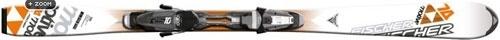 Горные лыжи Fischer Motive 74 Powerrail + крепления RS10 (10/11)
