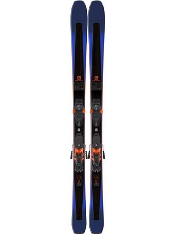 Горные лыжи Salomon XDR 88 Ti + крепления Warden MNC 13 18/19