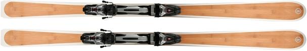Горные лыжи Bogner Bamboo Allterrain Rocker + Xcell Premium Edition (18/19)