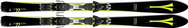 Горные лыжи Stockli Y 77 + M AM12 C90 (14/15)