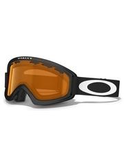 Маска Oakley O2 XS Matte Black / Persimmon