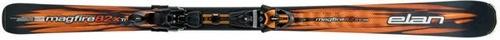 Горные лыжи Elan Magfire 82 XTI Magma Fusion + крепления ELX 12 (08/09)