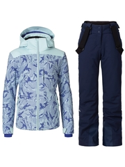Горнолыжный костюм Kjus Surface Jacket + Silica Pants Girls