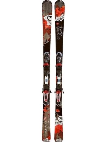Горные лыжи Rossignol Attraxion III Echo WTpi + крепления Saphir 110 S TPI 10/11