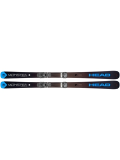Горные лыжи Head Monster 83 Ti + крепления AAAttack2 13 (18/19)