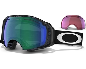 Маска Oakley Airbrake SW Old Glory Black / Prizm Rose + Black Iridium