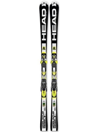 Горные лыжи Head WC Rebels i.SL RD SW FIS + крепления Freeflex Pro 14 15/16