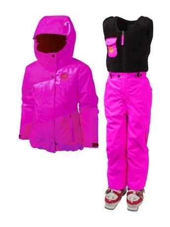 Детский костюм Rossignol MINI FIRE куртка + брюки