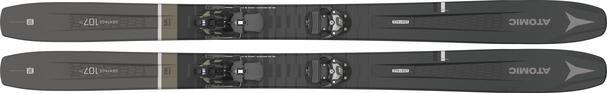 Горные лыжи Atomic Vantage 107 TI + крепления Warden 13 MNC  (20/21)