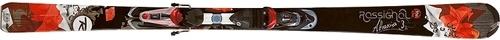 Горные лыжи Rossignol Attraxion III Echo WTpi + крепления Saphir 110 S TPI (10/11)