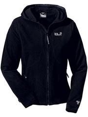 Куртка Jack Wolfskin Womens Cocoon Jacket black
