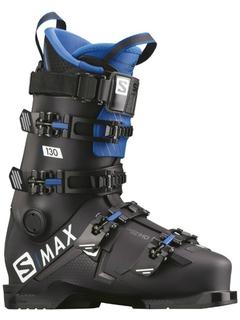 Горнолыжные ботинки Salomon S/Max 130 (19/20)