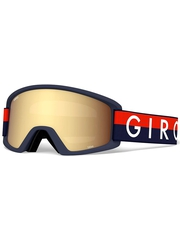 Маска Giro Semi Midnight / Red Throwback / Amber Gold 23 + Yellow 84
