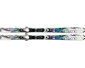 Горные лыжи с креплениями Atomic Affinity Air + XTL 9 LADY OME 11/12